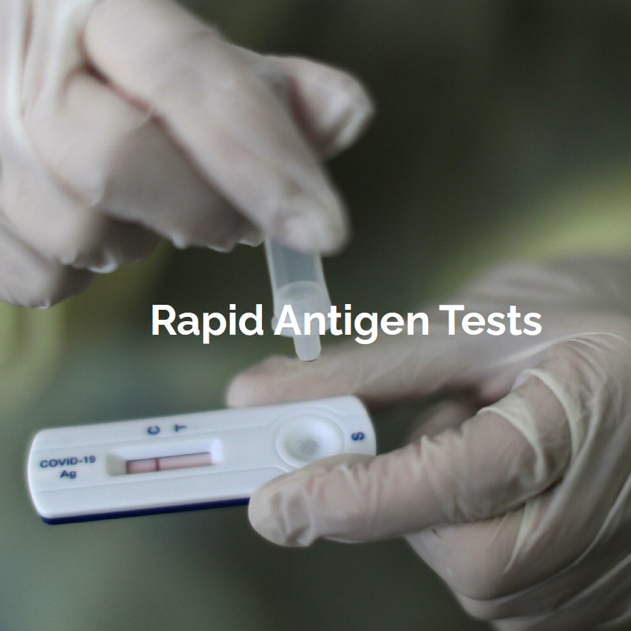 Covid Rapid Antigen Tests