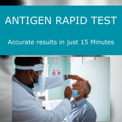 Rapid Lateral Flow Antigen Covid Test Kit