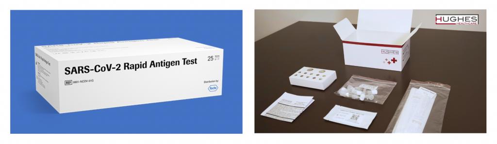 Covid Rapid Test Kits Online