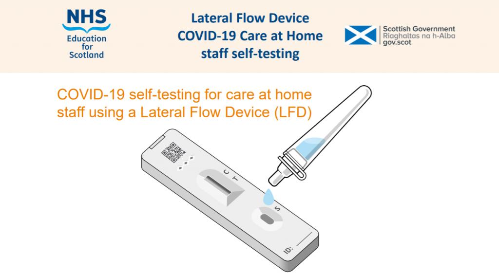 Covid Rapid Test Kits Scotland