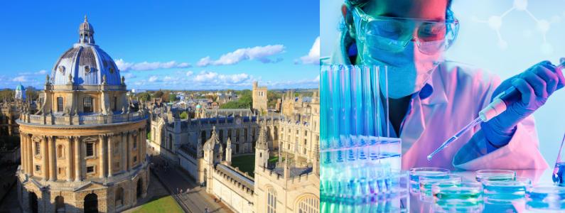 oxford uni, laboratory