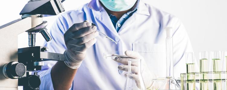 PCR Testing Laboratory